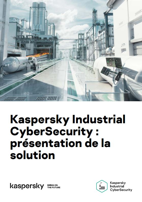 Kaspersky Industrial CyberSecurity: solution overview 2020